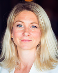 Lisa Farrar, Chief Digital Officer på Nordic Choice Hotels