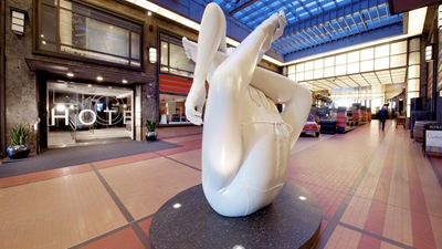 Clarion Collection® Hotel Folketeateret
