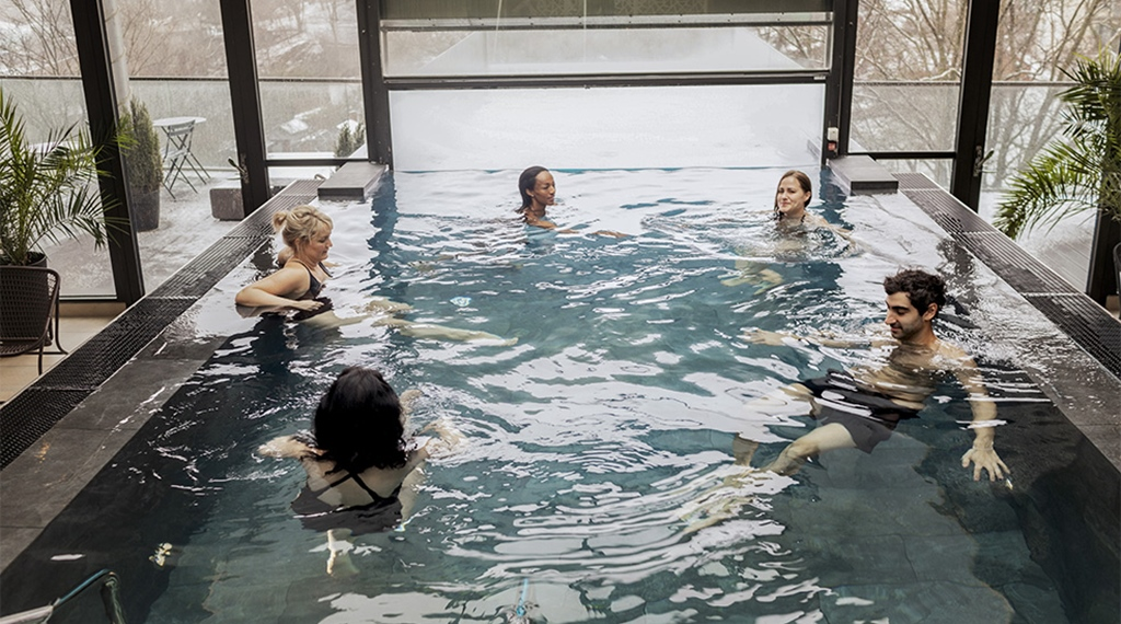 ELEMENTS SPA CLARION HOTEL STOCKHOLM